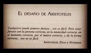 El Desafío de Aristoteles.